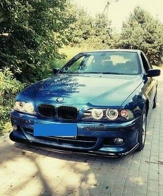 Bmw E 39 M Package Hamann Makeweight Splitter For Front Bumper New Tuning!!!