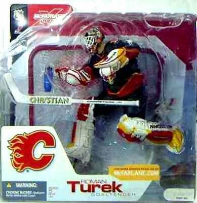 McFarlane Sports NHL Hockey Series 3 Roman Turek Variant Action Figure