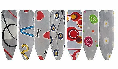 Universal Standard Small Large Steam Ironing Board Cover Assorte 130x46 140x50cm