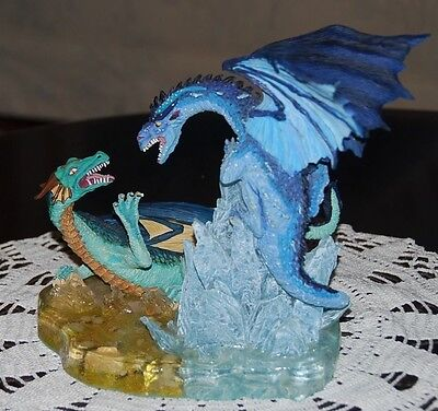 LAND OF THE DRAGONS. ICE VERSUS LAKES K056 Tudor Mint