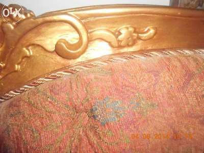 FREE DELIVERY-OPEN2OFFER-Uniq/Rare-Antiq Louis IX Sofa-CLASSIC-COLLECTOR's item