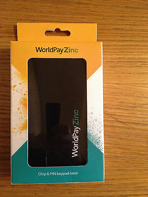 NEW WorldPay Zinc Carry Cases