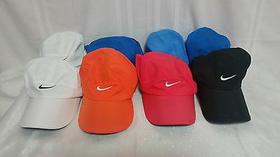 Nike Women's Featherlight Dri-Fit Cap Hat One Size Color Choices Available