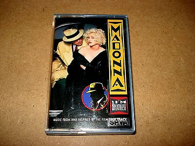 Madonna - I`m Breathless / MC Kassette / Singapore / 1990 / Cassette Tape