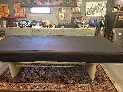 Pool Table Billiards Cover, Custom Sewn to Buyers Specs Cat Proof! H2O Resistant