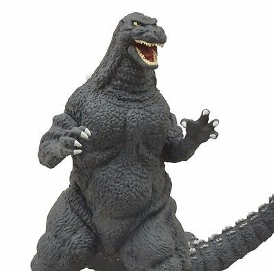 "Diamond Select  I989  Godzilla Vinyl Figural Bank 12"" Tall 18"" To Tip Of Tail"