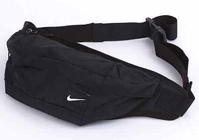 Nike Hood Unisex Waist Bum Bag Pouch New With Tags Exceptional Quality Black