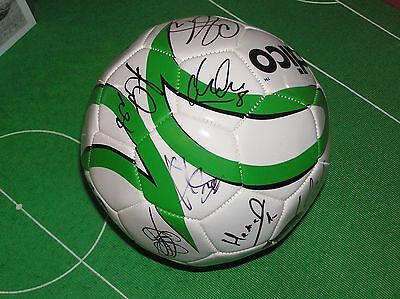 New Football Signed by 14 Brighton & Hove Albion FC 2015/16 Season Players