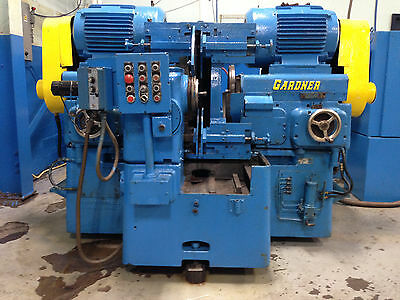 GARDNER 2H20-23 Double Disc Opposed Face Rotary Grinder ~ JUST GONE THROUGH!!
