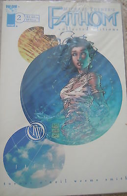 Michael Turner's FATHOM collected editions #2 Graphic Novel - Top Cow comic new