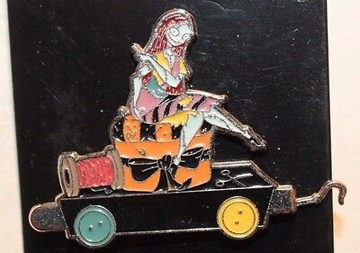 Disney Parks Pin Mystery Nightmare Before Christmas Railroad Sally