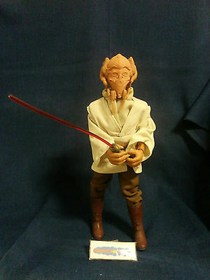 "Star Wars: Return of the Sith PLO KOON 12"" Prototype 1997 Action Figure ROTS"