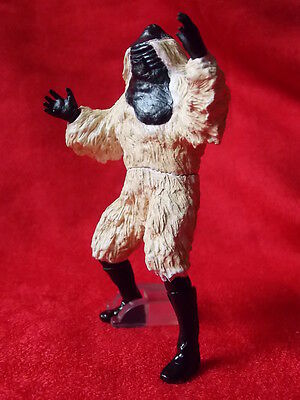 "SNOWMAN / BANDAI PVC SOLID Figure 3.1"" 8cm KAIJU Action KAMEN RIDER MINT UK"