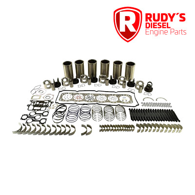 NEW IPD IF2562/33 Inframe Overhaul Kit for Detroit Diesel