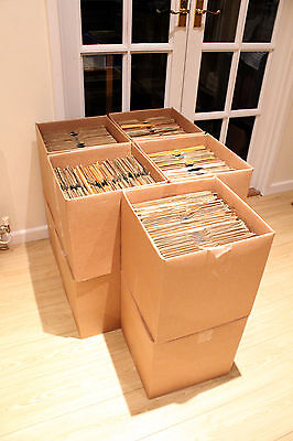 78 MARMALADE Mixed Lot Of Approx 1,000 78 RPM Records; All Genres; BARGAIN!