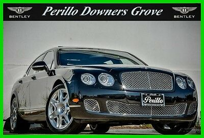 2013 Bentley Continental Flying Spur Flying Spur Sedan 4-Door 2013 Used Turbo 6L W12 48V Automatic