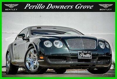 2005 Bentley Continental GT GT Coupe 2-Door 2005 Used Turbo 6L W12 60V Automatic AWD Premium