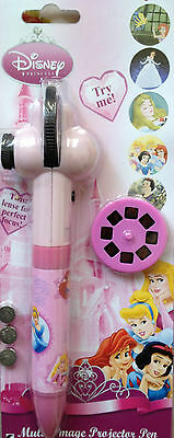 Disney Princess Multi-Image Project Pen ~ Free Shipping