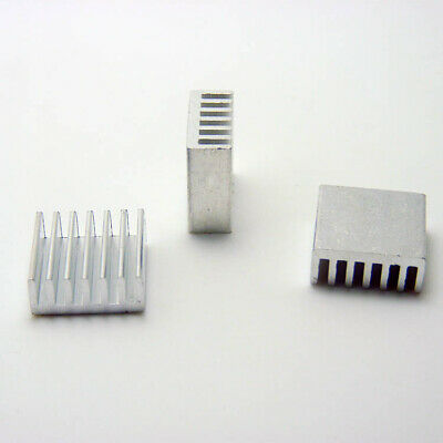 10pcs 14*14*6mm Aluminum Heatsink Radiator Heat Sink