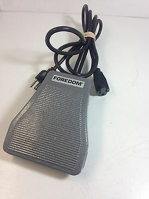 Foredom Electronic Foot/speed Control Sct-1. Excellent Condition. Free Ship.