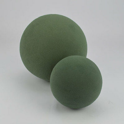 Oasis Foam Wet Sphere 12Cm Pack Of 5 Floral Floristry Weddings Events Sku 1143