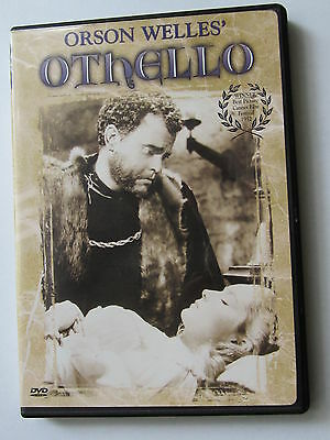 "Othello(1955) (Dvd)  ""orson Welles""  Image Entertainment Release"