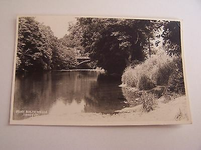 Vintage RP Postcard Builth Wells 1960 Breconshire Wales