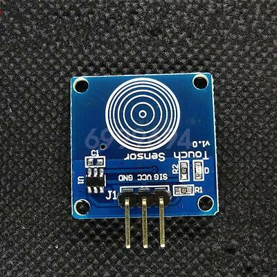 New Touch Sensor Capacitive Touch Switch Module DIY for Arduino Digital TTP223B