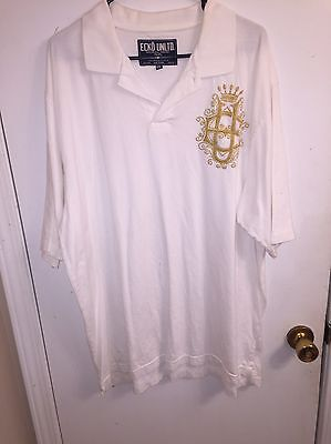 74a7823e24 ROBE DI KAPPA Mens short sleeve shirt size XXL