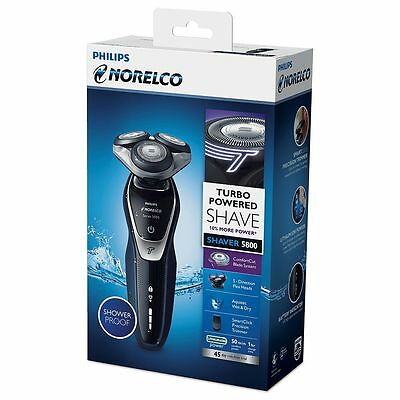 Philips Norelco 5800 Aquatec Wet&Dry Electric Shaver, Model S5355/82