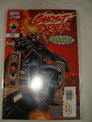 Ghost Rider 94 Final Issue - Marvel Agents Of Shield -  Near Mint