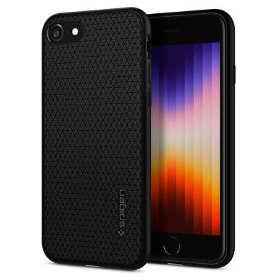 Spigen® Apple iPhone 7 [Liquid Air Armor] Shockproof Durable Flex Slim TPU Case