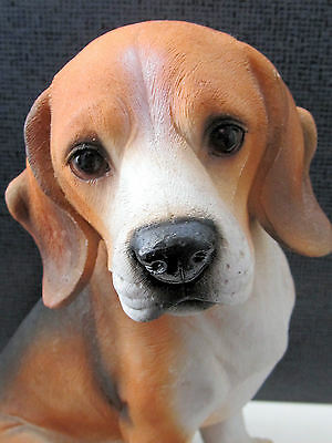 English Foxhound Model 33345 20 Cm Tall Approx. Scent Dog Hunting Dog Pack Hound