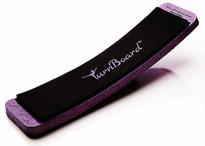 Ballet Is Fun TurnBoard - Violet Glitz (Official TurnBoard) - Turn Board