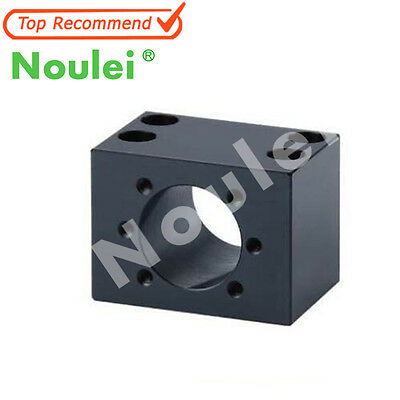 1pcs Noulei MGD32 Ball screws Nut Bracket Mount For SFU 3205 3210 CNC