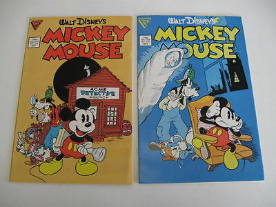*MICKEY MOUSE Gladstone Lot 33 Books Classic reprints!