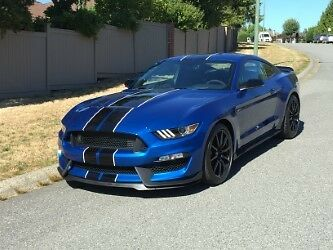 2017 Ford Mustang Shelby GT350 Coupe 2-Door 2017 Ford Mustang GT350
