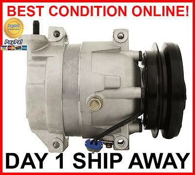 Daewoo Lanos Air Conditioning Compressor 1.6L Petrol A16DMS 1997 - 2002