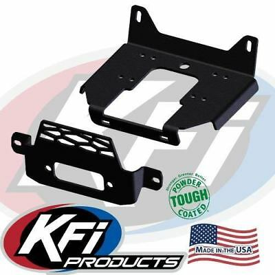 Polaris 2015-2017 RZR 900, 2014-2017 RZR 1000 & General Winch Mount KFI 101220