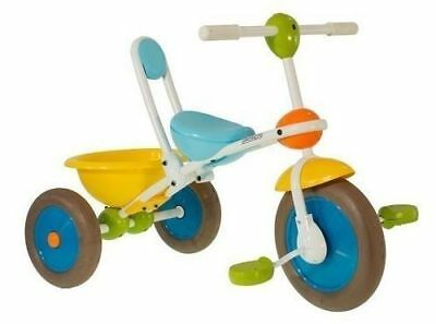 "Italtrike Complete - 10"" Abc Tricycle With Tipper"
