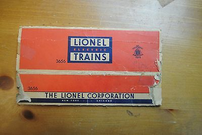 Lionel 3656 Stockyard With Cattle Box Only