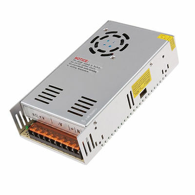 AC 110-240V To DC 12V~48V 360W Regulated Switching Power Supply Universal Indoor