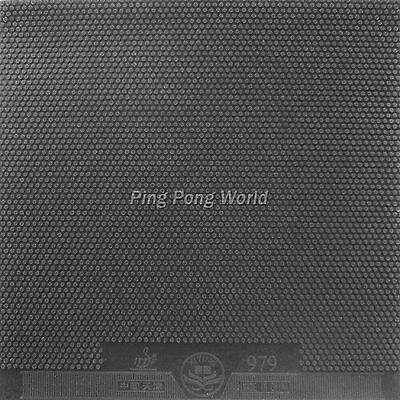 XiYing 979 NO ITTF Long Pips-Out Table Tennis Rubber with sponge