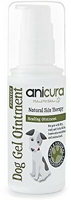 Anicura Natural Dog Gel Ointment for itchy skin, hot spots, scabs and wounds