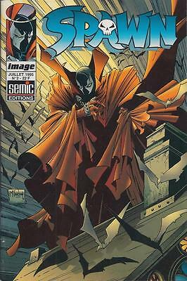 Spawn 02 -  Editions Lug - Semic