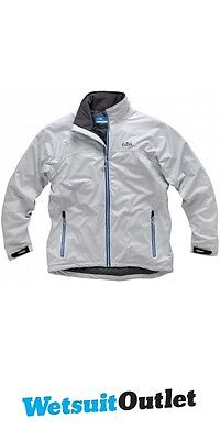 2016 Gill Pro Softshell Jacket in Silver 1605