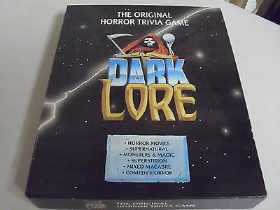 Dark Lore Board Game Replacement Pieces Only