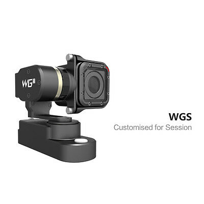 Feiyu WGS FY-WGS Stabilisateur de cardan portable pour GOPRO 5 4 Session Camera