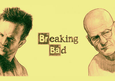 BREAKING BAD EMPIRE BUSINESS POSTER 59X86CM PICTURE PRINT NEW ART