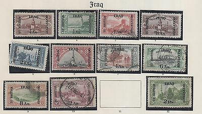Iraq From Old Time Collection , 8 Pages, 8 Scans High Cv